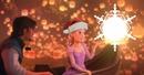 princesas en navidad