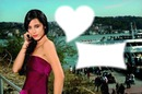 Heart and something other to have a photo with Cansu Dere(Ejsan(