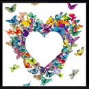 coração feliz