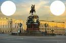 Памятник Императору Николаю-1