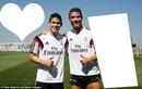 James vs Ronaldo vs Bale