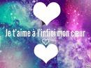 je t'aime mon ami(e)