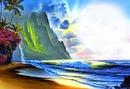 paisajes hermoso