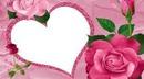 Coração da rosa