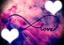 Cadre de meilleure amie ou d'amour