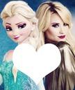 Elsa ou Demi Lovato