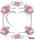 Coeur 2 Roses