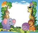 animalitos de la selva 1