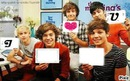 one direction i love you and your name