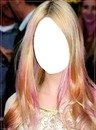 Base mechas rosa