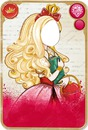 Ever After High Your face in Apple White