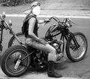 moto femme