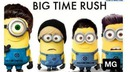 BIG TIME RUSH MINIOS PATA