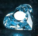 Blue Heart Diamond