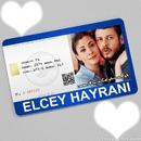 ElCey hayran karti
