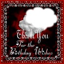 thank you for birthdaywishes