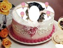 Tarta de helado de Martina Stoessel(Violetta)