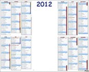 calendrier 2012 2 photos