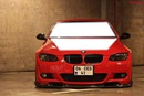 bmw rouge
