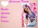 Credencial Tinista (de TINI)