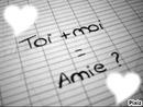 Amie ?