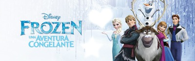 frozen uma aventura congelante Capa