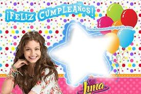 feliz cumpleaños de (soy luna)