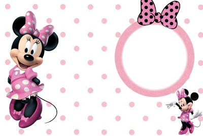 Baby Minnie Mouse Baby Shower Invitations is nice invitation template
