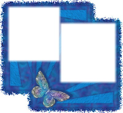 montage photo cadre 2 photos pixiz