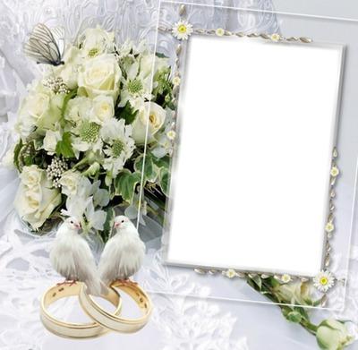 cadre de mariage - Pixiz Montage Mariage
