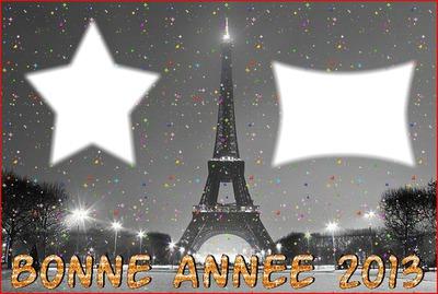 BONNE ANNEE 2013 à PARIS