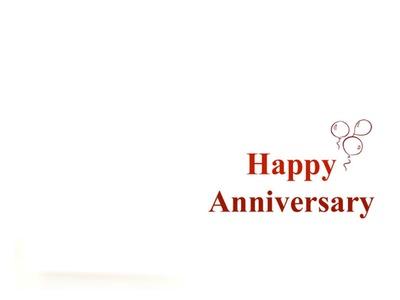 happy anniversary love 1 frame
