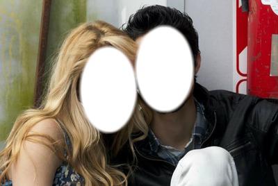 Tu pareja! sorprendela con una foto editada de uds. dos!