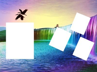 [*Foto editada de un paisaje de color*]