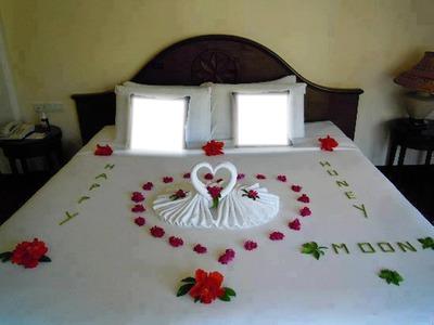montage photo lit de les amoureux pixiz. Black Bedroom Furniture Sets. Home Design Ideas