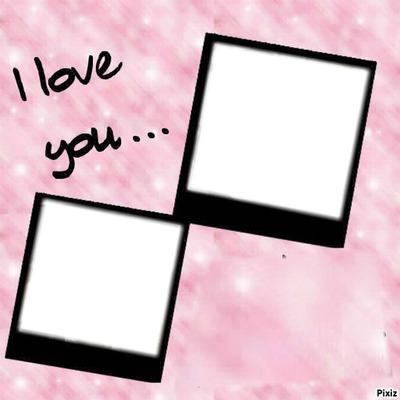 ♥I love you