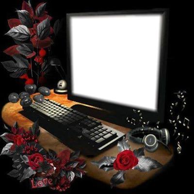 Montage photo ordinateur 1 cadre pixiz for Ordinateur pour montage photo