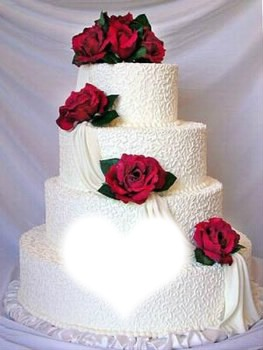 gteau mariage - Pixiz Montage Mariage