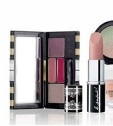 montage photo maquillage agn s b pixiz. Black Bedroom Furniture Sets. Home Design Ideas