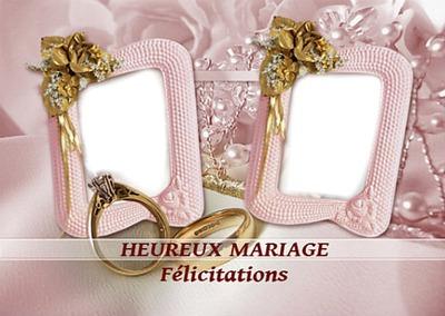 heureux mariage - Pixiz Montage Mariage