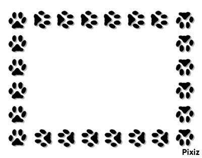 Montage photo patte de chien pixiz - Image patte de chien gratuite ...