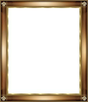 frame love cadre avec papillon coeurs dore