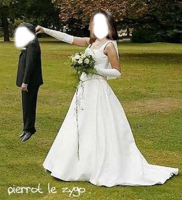 mariage humour - Pixiz Montage Mariage