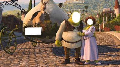 sreck y fiona boda