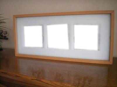montage photo 3 cadre pixiz