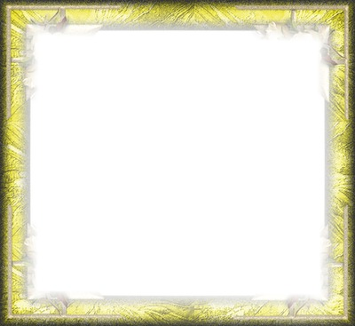 montage photo cadre jaune fleur pixiz. Black Bedroom Furniture Sets. Home Design Ideas