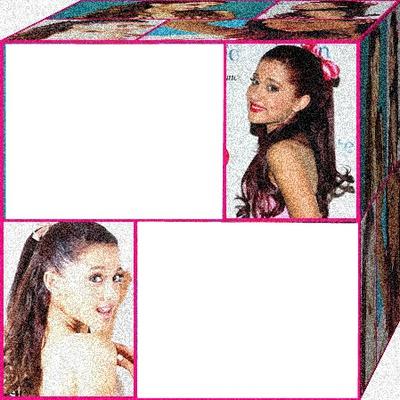 cubo de Ariana Grande