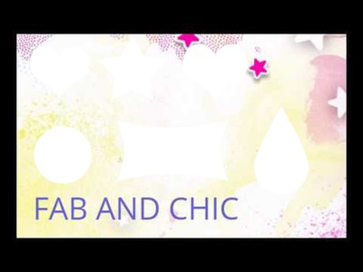 Foto editada de Fab and Chic