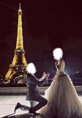 demande en mariage - Pixiz Montage Mariage
