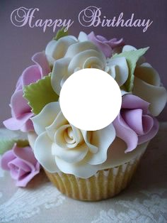 Cake Images With Name Anand : Photo montage happy birthday - Pixiz
